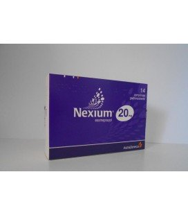 NEXIUM 20 mg X 14 COMPR. GASTROREZ.