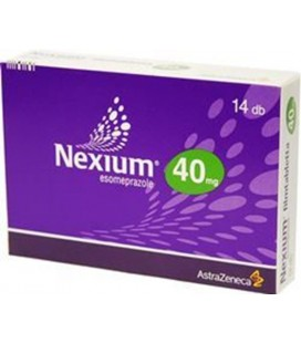 NEXIUM 40 mg X 14 COMPR. GASTROREZ.