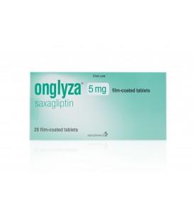 ONGLYZA X 30 COMPR. FILM. 5 mg
