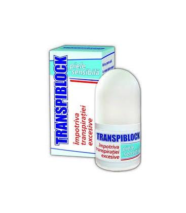 ZDROVIT Transpiblock piele sensibila x 25ml cutie  ZDROVIT