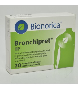 BRONCHIPRET TP x 20 COMPR. FILM.