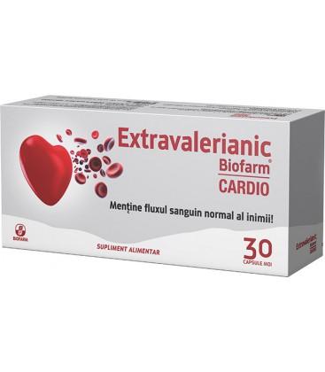 Extravalerianic Cardio x 30cp Cutie  BIOFARM