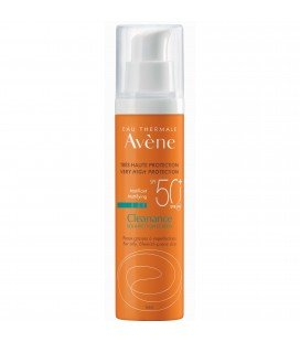 AVENE Solare Cleanance Fluid SPF50+ x 50ml