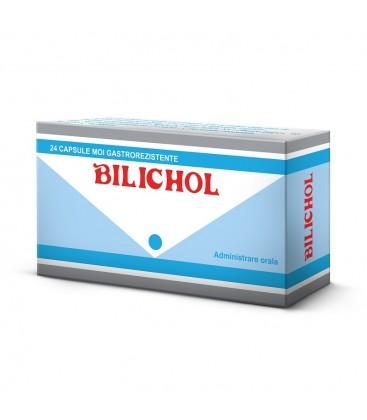 BILICHOL X 24 CAPS. MOI GASTROREZ. FARA CONCENTRATIE PHARCO