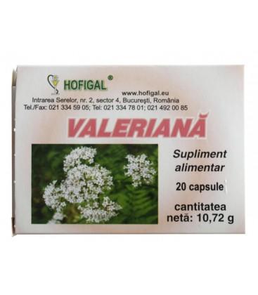 Valeriana x 40 cp