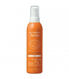 AVENE Solare spray SPF50+ x 200ml