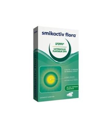 Smikactiv Flora x 30cps