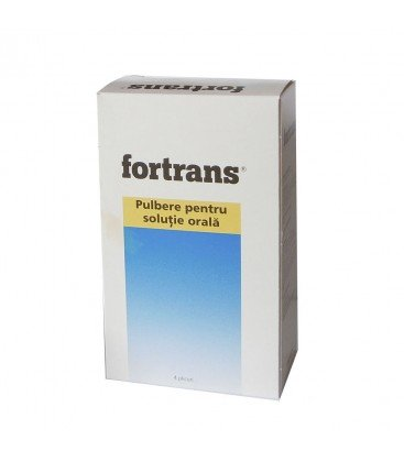 FORTRANS X 4 PULB. PT. SOL. ORALA