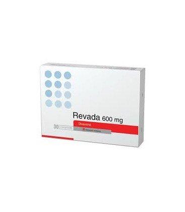 REVADA 600 mg X 30 COMPR. 600mg RECORDATI