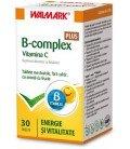 W-Vitamina B complex + Vitamina C x 30 cp