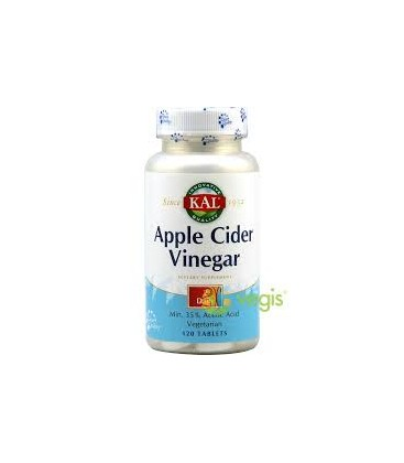 Apple Cider Vinegar 500 mg x 120 tb cutie  SECOM
