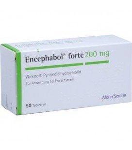 ENCEPHABOL 200 mg X 50 DRAJ.