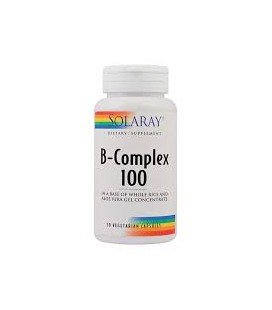 B-Complex 100mg x 50cps