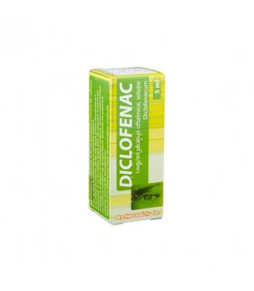 DICLOFENAC ROMPHARM 1mg/ml X 1 PIC. OFT. SOL.