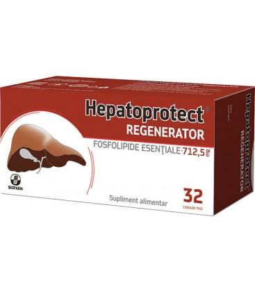 Hepatoprotect regenerator x 32cp CUTIE  BIOFARM