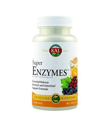 Super Enzymes x 30 cps cutie  SECOM