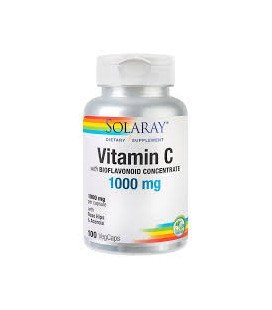 Vitamin C 1000mg (adulti) x 100cps Cutie  SECOM