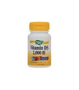 Vitamin D3 2000 UI  x 30 caps. moi  SECOM