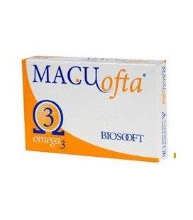Macuofta Lutein Omega 3 x 30cps