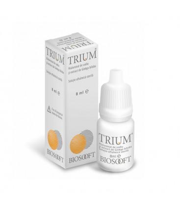 Trium solutie oftalmica x 8ml