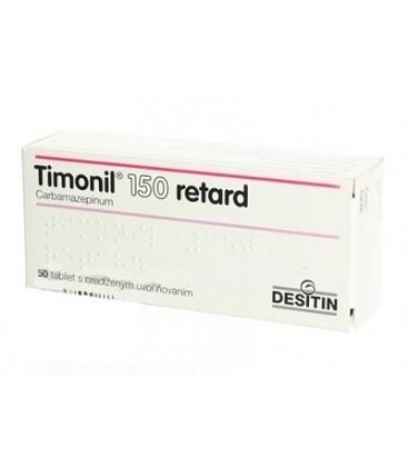 TIMONIL RETARD 150 mg X 50 COMPR. CU ELIB. PRELUNGITA 150mg DESITIN
