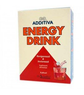 ADDITIVA Energie drink x 8pl