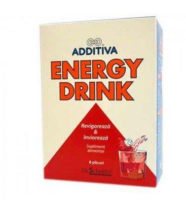ADDITIVA Energie drink x 8pl