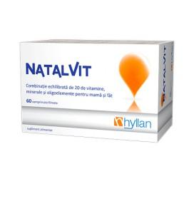HYLLAN Natalvit x 60cp.film