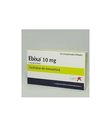 EBIXA 10 mg X 56 COMPR. FILM. 10mg NOVA FARM