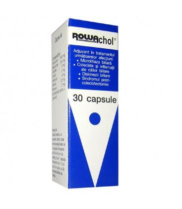 ROWACHOL X 30 CAPS.