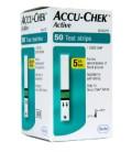 Accu-Chek Active test glucoza x 50buc