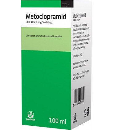 METOCLOPRAMID 1mg/5ml