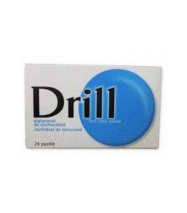 DRILL x 24CP