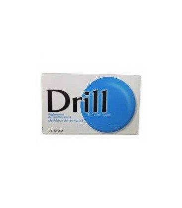 DRILL x 24CP Cutie  MEDIPLUS