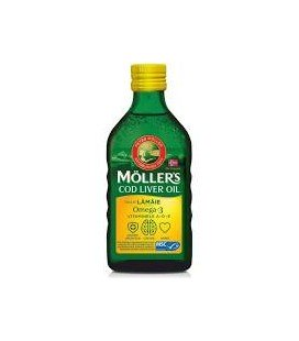 MOLLERS Cod liver oil x 250ml