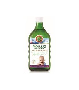 MOLLERS Pure Mom   Baby x 250ml