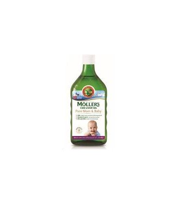 MOLLERS Pure Mom   Baby x 250ml Cutie  PETER MOLLER
