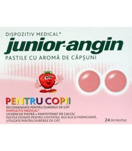 Junior-Angin x 24cp
