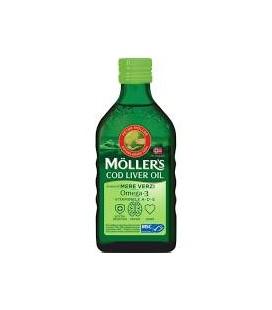 MOLLERS Ulei cod omega 3 fructe x 250ml