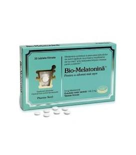 Bio-Melatonina 3mg x 30cp (Pharma Nord) cutie  PHARMA NORD