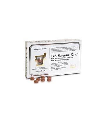 Bio-Seleniu Zinc x 30cp (Pharma Nord) cutie  PHARMA NORD