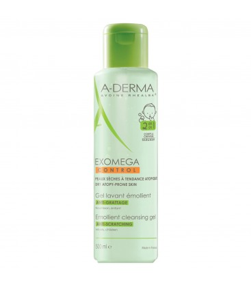 DUCRAY Aderma Exomega gel spumant  x 500ml  PIERRE FABRE