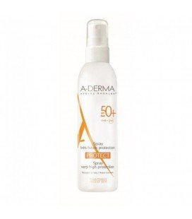 DUCRAY Aderma Solar Protect spray SPF50+ x 200ml