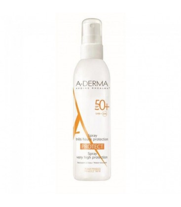 DUCRAY Aderma Solar Protect spray SPF50+ x 200ml PIERRE FABRE