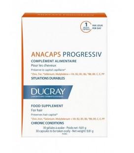 DUCRAY Anacaps Progressive x 30cps