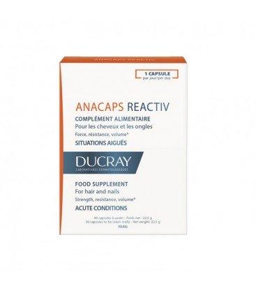 DUCRAY Anacaps Reactiv x 30cps PIERRE FABRE