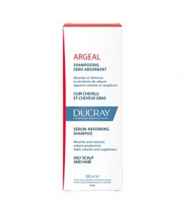DUCRAY Argeal sampon crema par gras 200ml