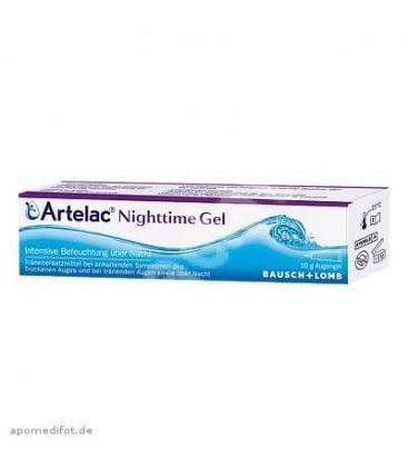 Artelac Nighttime gel x 10ml Cutie  PHARMASWISS
