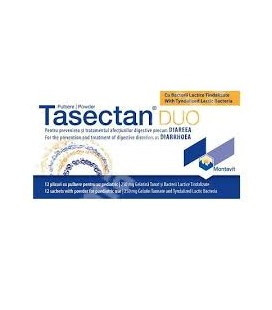 Tasectan Duo 250mg uz pediatric x 12 plicuri