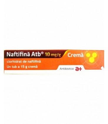 NAFTIFINA ATB 10MG/G CREMA